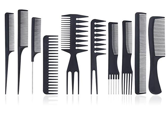 Para qué sirve cada tipo de peine de peluquería